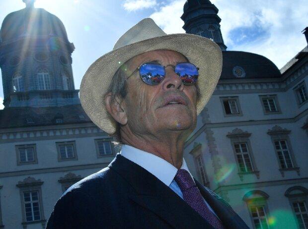 Schloss Bensberg Classics 2016: Juror Jacky Ickx