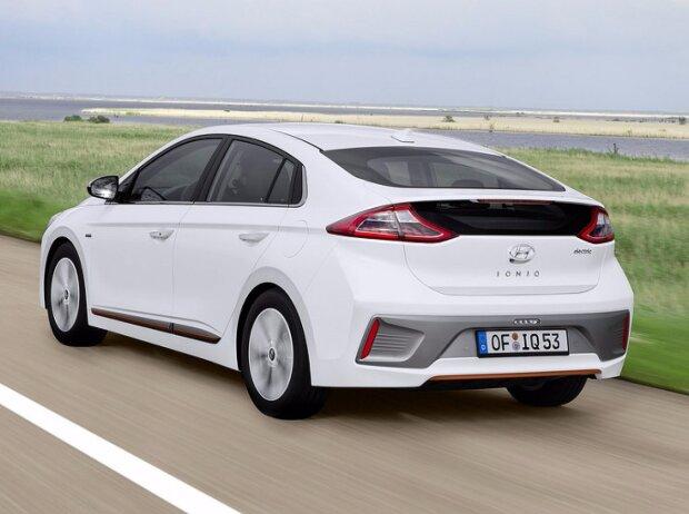 Hyundai Ioniq Electric 2016