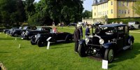 Classic Days Schloss Dyck 2015: Jewels in the Park