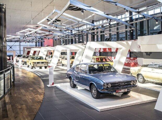 """Ausstellung im Audi-Forum Neckarsulm: """"Von null auf 100"""""""