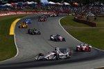 Will Power (Penske) und Carlos Munoz (Andretti)