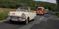 Erste PS.Speicher-Rallye: DKW F12 Roadster (1964)