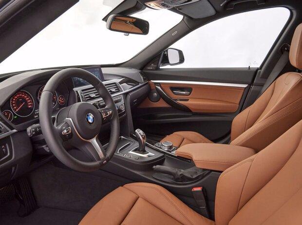 Innenraum des BMW 340i Gran Tourismo