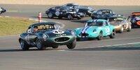AvD-Oldtimer-Grand-Prix 2012: Jaguar E-Type Challenge