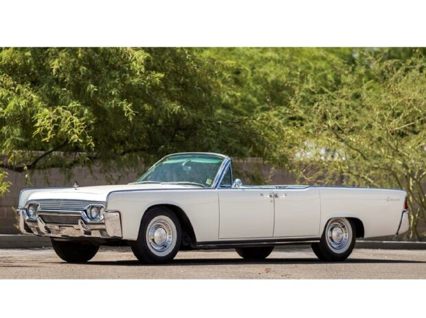1961 - Lincoln Continental Jacky Kennedy