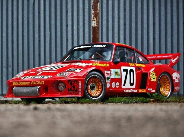 1979 Porsche 935 Le Mans Paul Newman