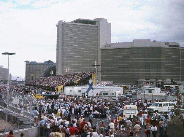 Formel 1 in Las Vegas