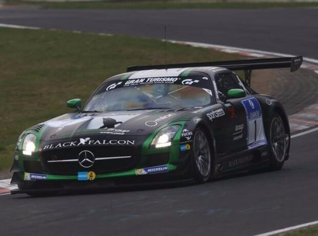 Mercedes-Benz SLS AMG GT3, 24h Nürburgring