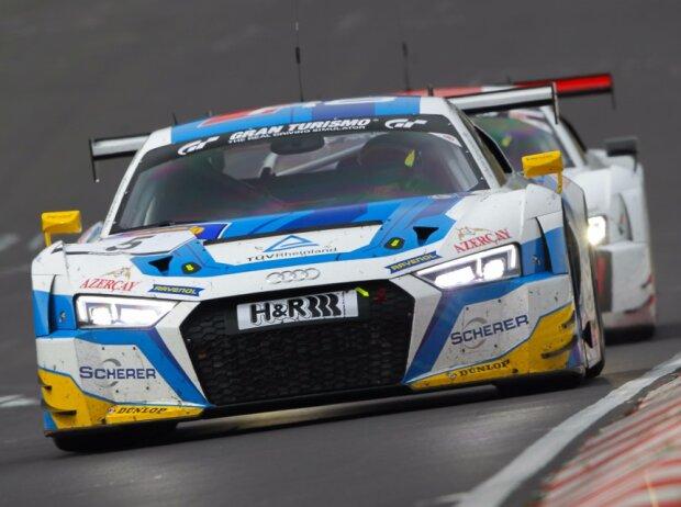 Frank Stippler, Anders Fjordbach, Audi R8 LMS