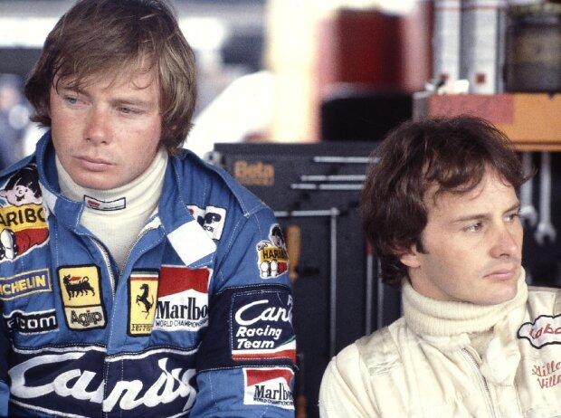 Gilles Villeneuve, Didier Pironi