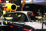 Red Bull RB12 mit Halo