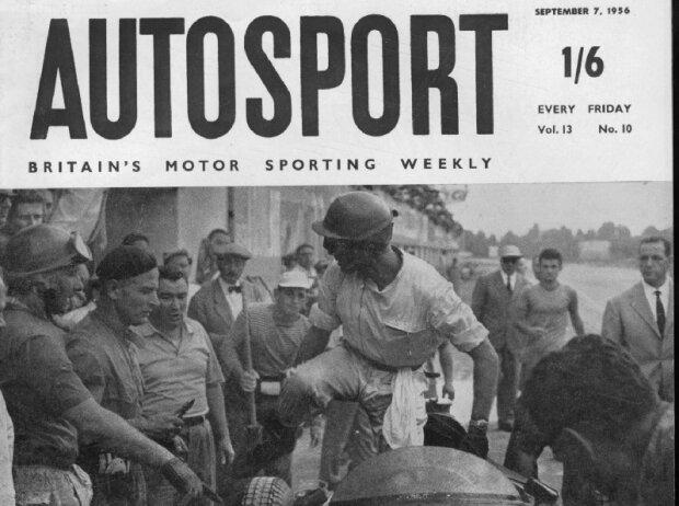 Peter Collins, Juan Manuel Fangio