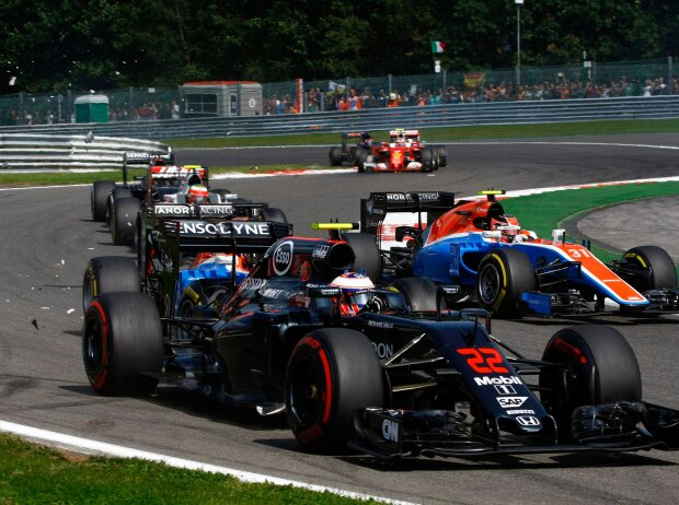 Jenson Button, Pascal Wehrlein