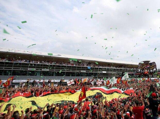 Fernando Alonso, Sebastian Vettel, Mark Webber