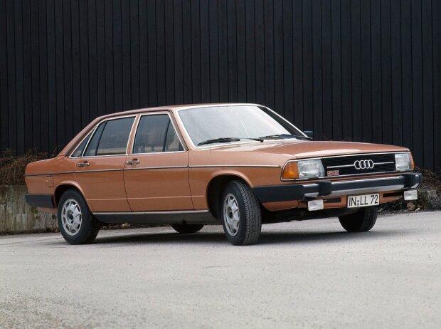 Audi 100 GLS 5E (C2), Baujahr 1979