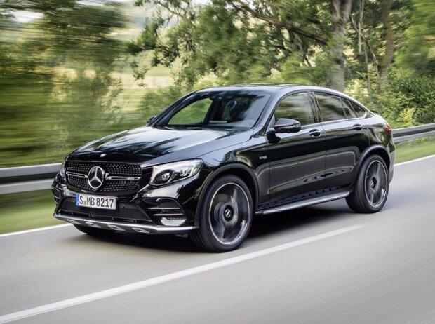 Mercedes Benz Glc Coup Ef Bf Bd Amg Line