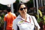 Monisha Kaltenborn (Sauber)