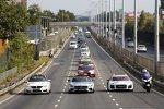 DTM in den Straßen von Budapest