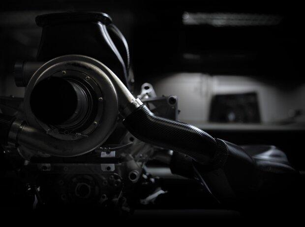 Renault-V6-Hybridmotor