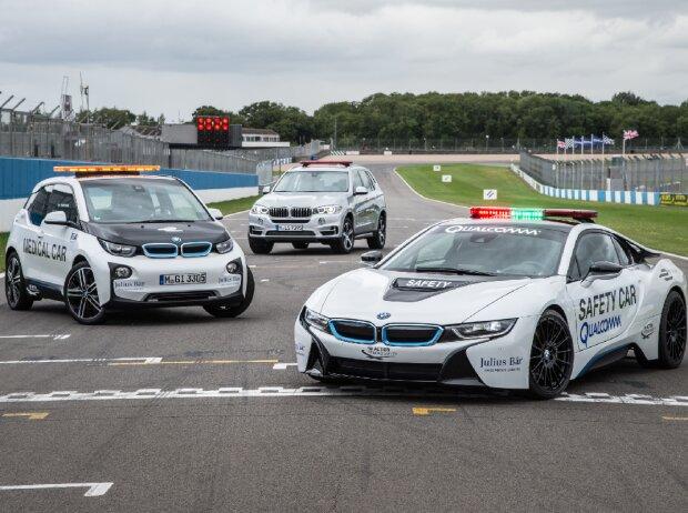Safety-Car der Formel E