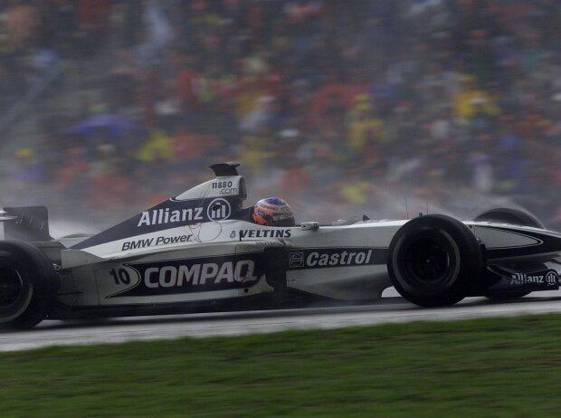 Jenson Button, Hockenheim 2000