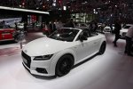 Audi TT RS Line 29-30.09.2016 Mondial de l'Automobile Paris, Paris Motorshow