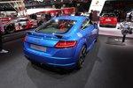 Audi TT RS 29-30.09.2016 Mondial de l'Automobile Paris, Paris Motorshow