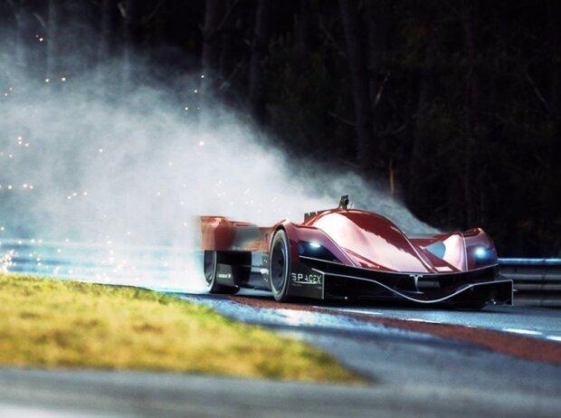 Tesla Le Mans 2030