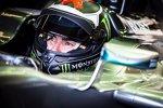 Jorge Lorenzo im Mercedes W05