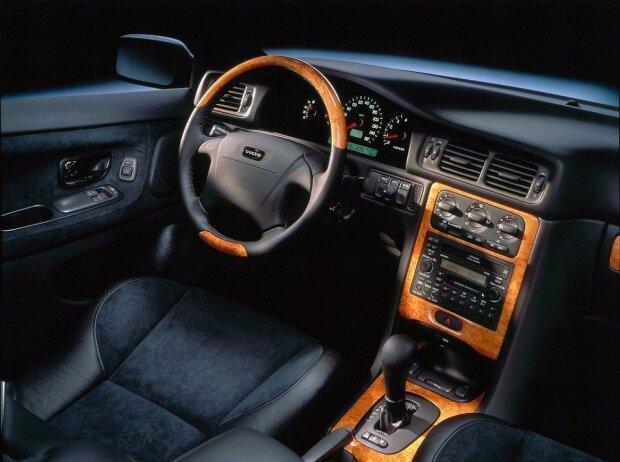 Innenraum des Volvo C70 Coupé (1996-2002)