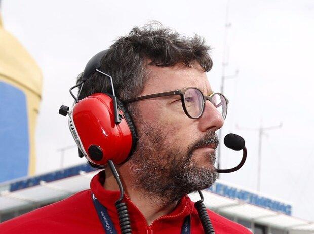 Luca Baldisserri, Stefano Domenicali