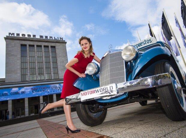 Erfolgsmeldung: 30 Prozent mehr Fach- und Publikumsbesucher kamen auf die MOTORWORLD Classics Berlin 2016 und füllten die historischen Hallen sowie den Sommergarten unterm Funkturm.