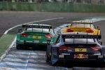 Edoardo Mortara (Abt-Audi-Sportsline) und Rene Rast