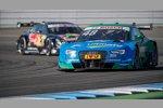 Edoardo Mortara (Abt-Audi-Sportsline) und Marco Wittmann (RMG-BMW)