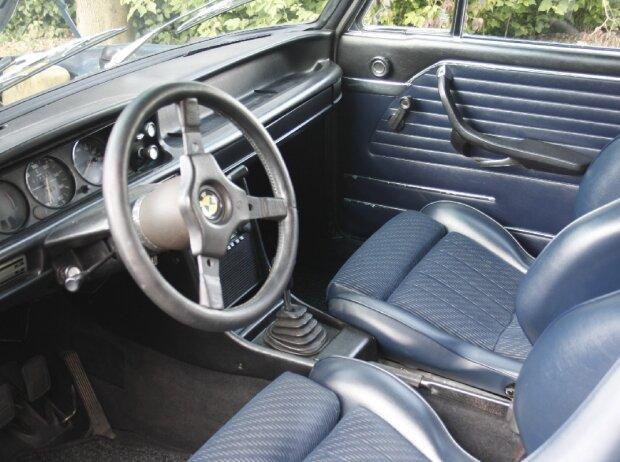 Innenraum BMW 02