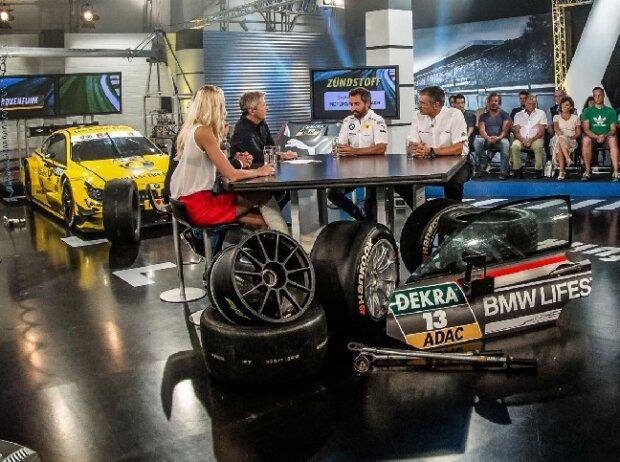 """""""Boxenfunk - Der Motorsport-Talk"""" Mittwoch ab 22:00 Uhr auf SPORT1"""