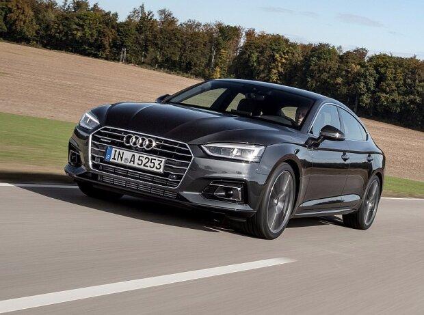 Audi A5 Und S5 Sportback 2017 Der Schonheit Verpflichtet