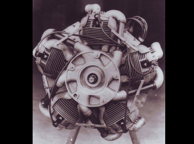Messerschmitt P-511: le moteur radial