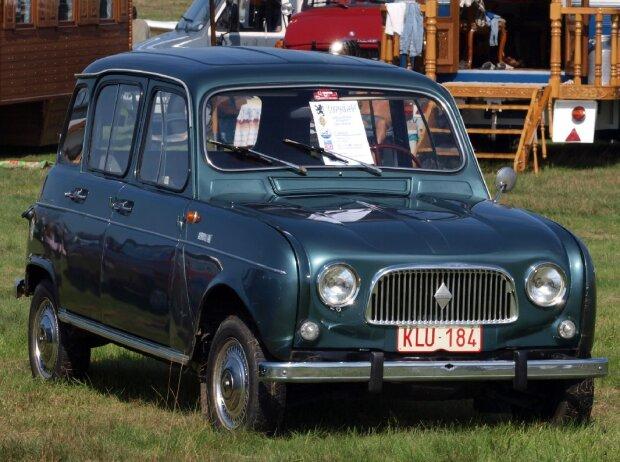 Renault 4 (1961-1967)