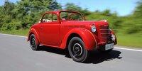 Opel Kadett Designstudie Prototyp, Spitzname Strolch, von 1938