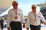 Herbie Blash und Charlie Whiting