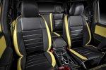 Innenraum des Mercedes-Benz X-Klasse Concept Adventurer