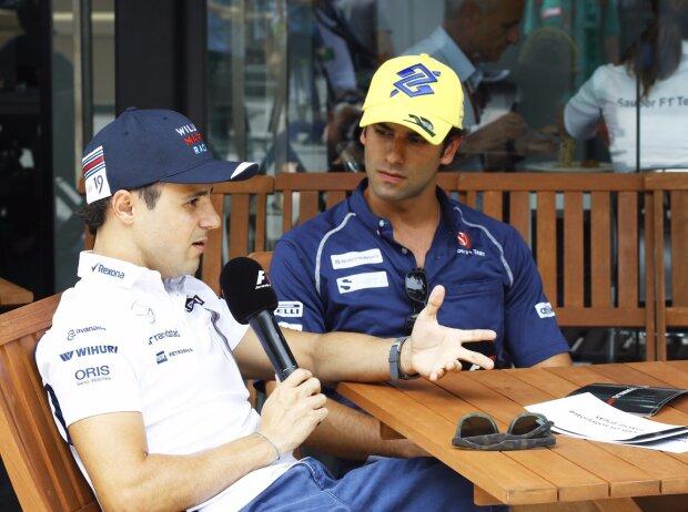 Felipe Massa, Felipe Nasr