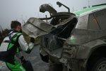 Unfall von Esapekka Lappi
