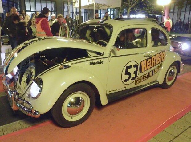 Käfer Herbie war auch mit dabei