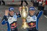 Julien Ingrassia und Sebastien Ogier (Volkswagen)