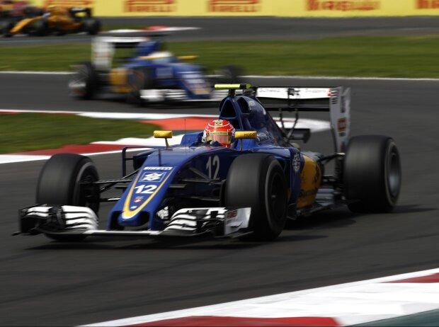 Felipe Nasr, Marcus Ericsson