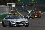 Nico Rosberg (Mercedes) und Max Verstappen (Red Bull)