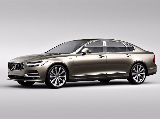 Auto Mit Eingebautem Kühlschrank : Volvos s90 limousine in china lang oder luxuriös