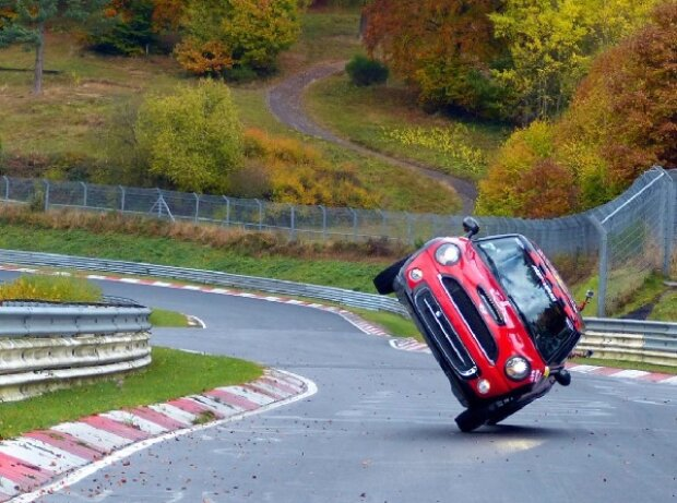 Nürburgring auf zwei Rädern